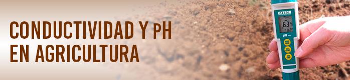 Conductividad y pH en la Agricultura