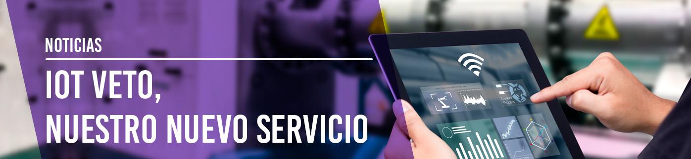 IoT Veto, nuestro nuevo servicio