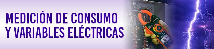 Medición de consumo y variables eléctricas al interior de su planta