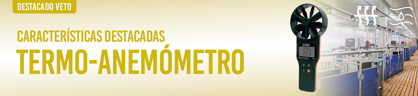 Termo-anemómetro